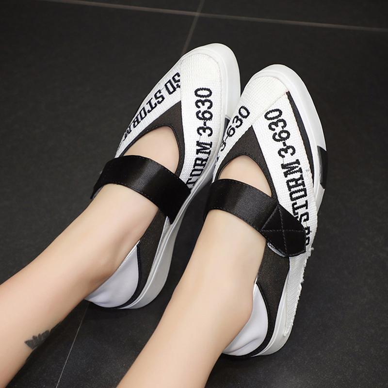 Flat Heel Summer Adjustable Buckle Casual  Flats