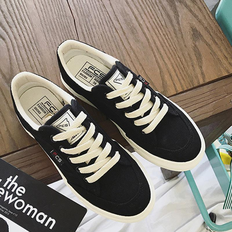 Classic Casual Sneakers Women/Men Canvas Basic Summer Shoes