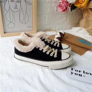 Women Snow Casual Fashionable Sneakers Girl Shoes