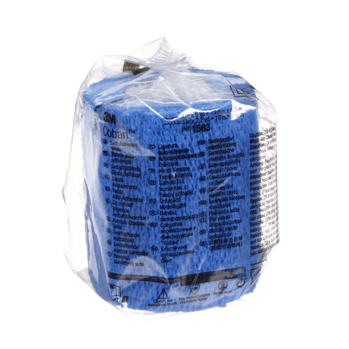 Instride.ca-3M-Wound-Self-Adherent Wrap-1583B-Coban™ Self-Adherent Wrap, non-sterile