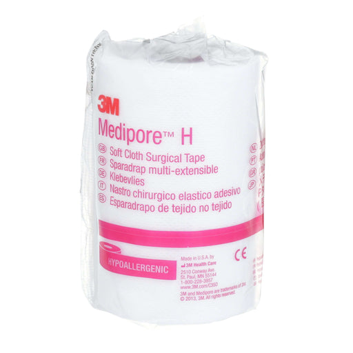 Medipore™ Hypoallergenic Soft Cloth Medical Tape
