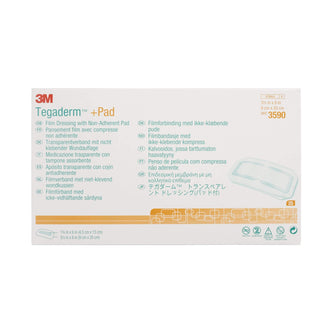 Tegaderm™ +Pad Film Dressing with Non-Adherent Pad