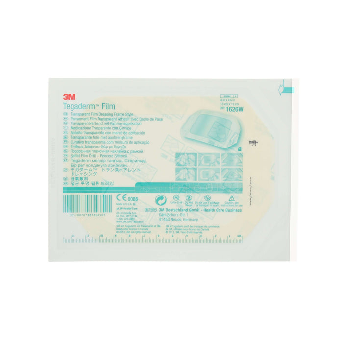 Instride.ca-3M-Wound-Film Dressing-1630-Tegaderm™ Transparent Film Dressing, Box of 50