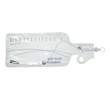 Instride.ca-Coloplast-Continence-Intermittent Catheter-502730-Self-Cath® Male Closed System, Lubricated, PVC, Box of 50