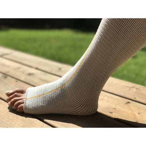EdemaWear® Open Toe Stockinette - Singles
