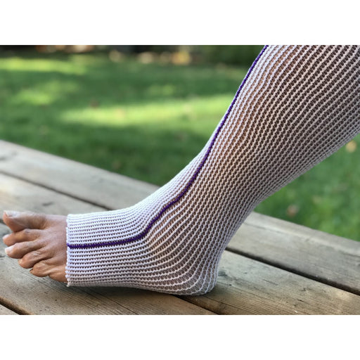 Instride.ca-Quart Medical-Wound-Compression Stockinette-CA160XL01-EdemaWear® LITE Open Toe Stockinette - For Tender Skin - Pair - Small Only