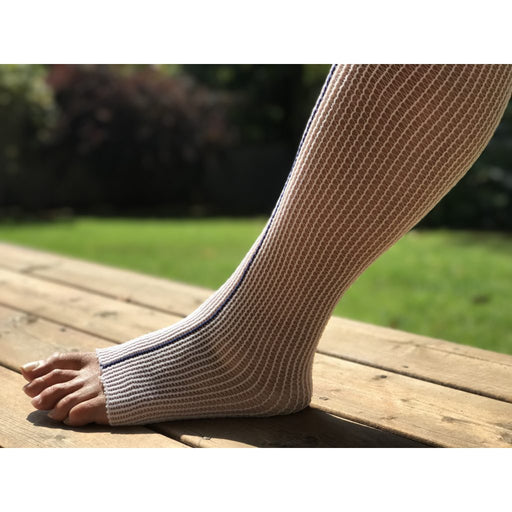 Instride.ca-Quart Medical-Wound-Compression Stockinette-CA160XL01-EdemaWear® Open Toe Stockinette - Pair - Small Only