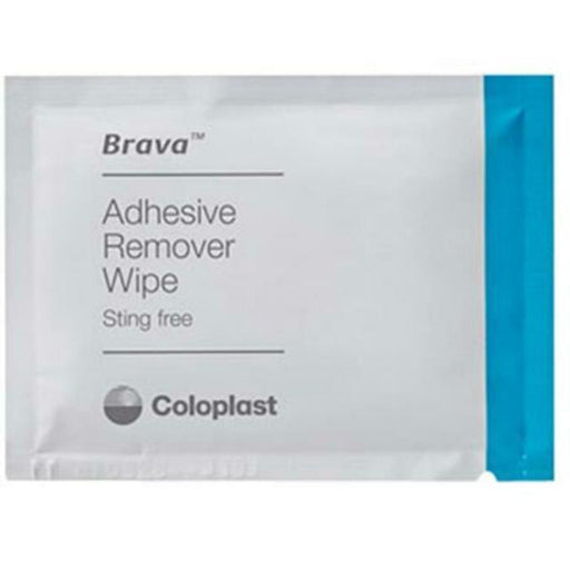 Instride.ca-Coloplast-Ost-Ostomy Accessories-12011-Brava® Adhesive Remover Wipe, Box of 30-