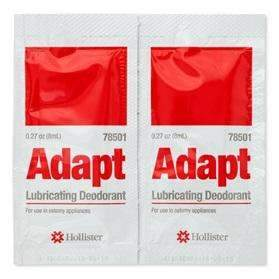 Instride.ca-Hollister-Ost-Ostomy Accessories-78501-Adapt Lubricating Deodorant, Box of 50-
