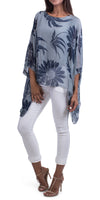 Seta Tropical Kaftan