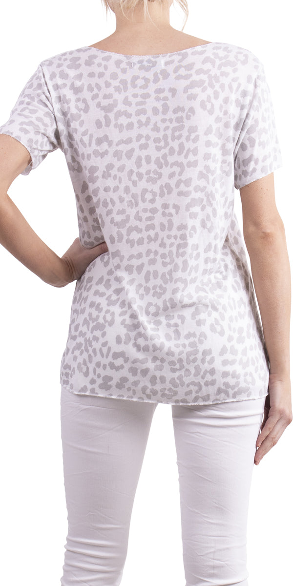 Apuma Leopard Top