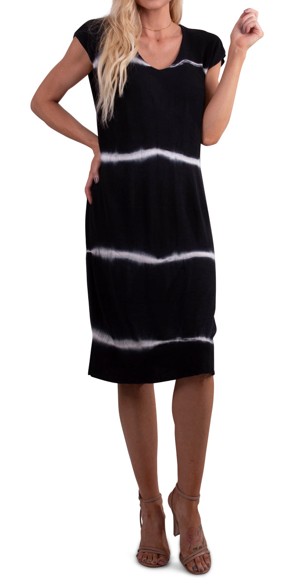 Abriana Tie Dye Dress