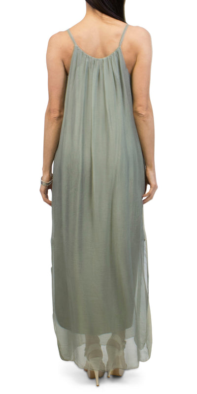 Venus Silk Dress