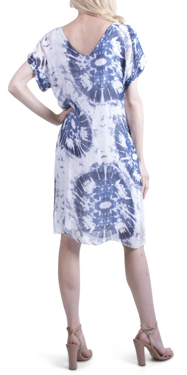 Teramo Silk Dress