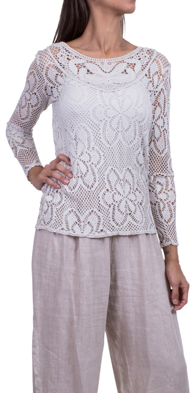 Russina Lace Top