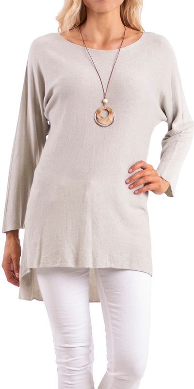 Nella High Low Tunic