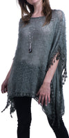 Luciana Sweater Poncho