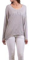 Amour V-Neck Sweater