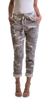 Caterina Camo Pants