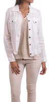 Dozza Linen Jacket