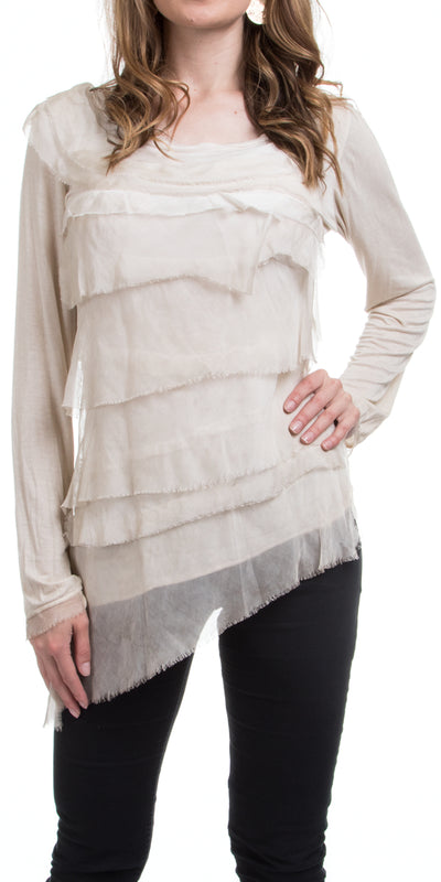Siena Sleeve Top