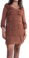 Siena Sleeve Dress