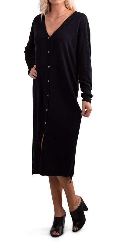 Ciccio Long Cardigan