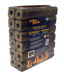 Extruded Logs Calor Pack 12 units/bags - 96 bags/pallet