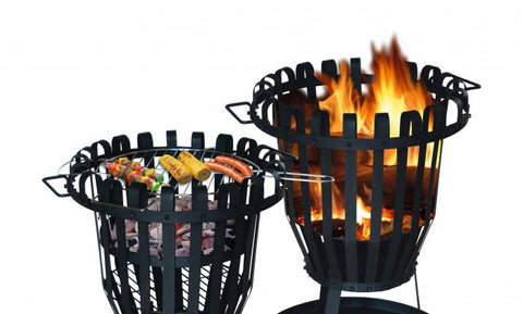 Brasero & Barbecue (2 en 1)