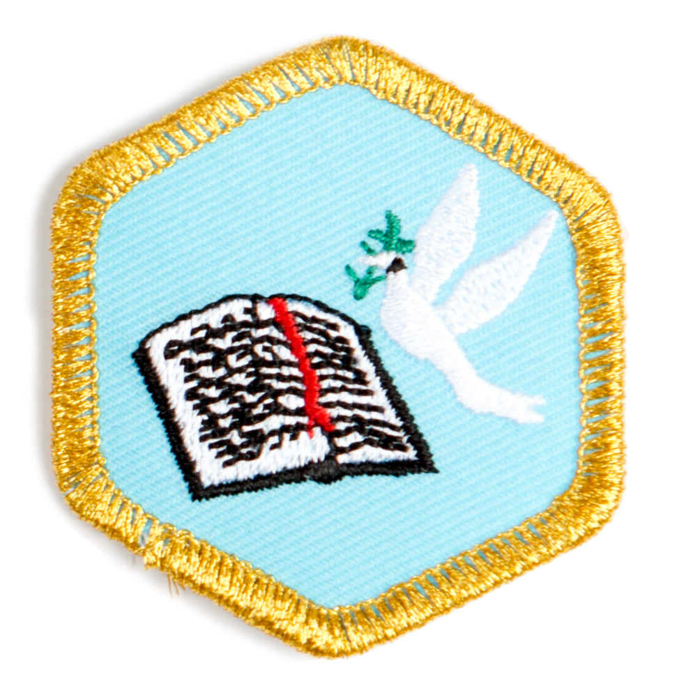 Spiritual Development Badge