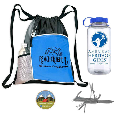 Ahg Hiking Bundle Blue 4095 Gift Sales