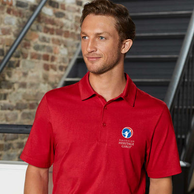 Uniforms-Dry Wicking Polo - Mens