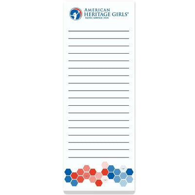 Ahg - Magnetic Notepad 4115 Promotional