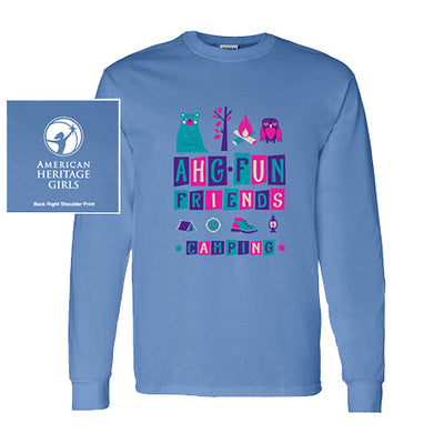 AHG Fun Friends Youth Long-Sleeved T-Shirt