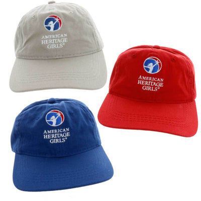 AHG Logo Cap (3 Colors)