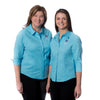 Ahg Official Adult Uniform Regular Dress Blouse Aqua / Reglar As 4135 Uniforms