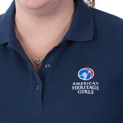 Ahg Official Short-Sleeved Adult Uniform Polo 4135 Uniforms
