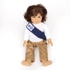 Ahg Official Class A Uniform Doll Outfit Pioneer 4095 Gift Sales