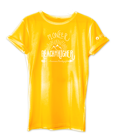 Ahg Official Class B Reach Higher Pioneer T-Shirt 4135 Uniforms