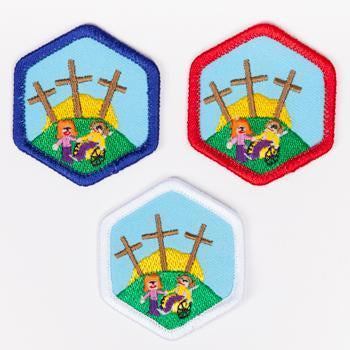 All Gods Children Badge 4140 Badges
