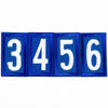 Blue Troop Number Patches 4135 Uniforms