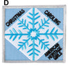 Christmas Caroling Patch D 4130 Uniform Accessories