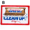 Clean Up Day Patches B 4130 Uniform Accessories