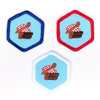 Cooking Badge 4140 Badges