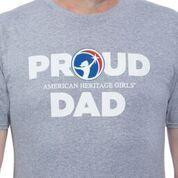 Proud Ahg Dad T-Shirt 4110 Wearables