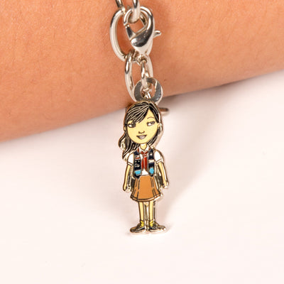 Ahg Paperdoll Charm Explorer 4095 Gift Sales