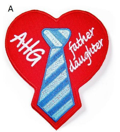 Father Daughter Patch A 4130 Uniform Accessories