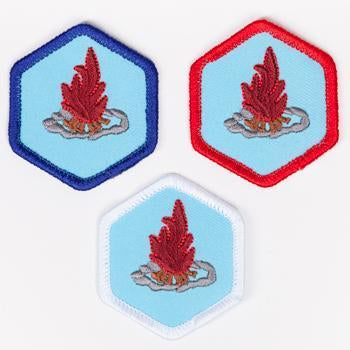 Fire Safety And Building Badge 4140 Badges
