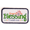 Free To B. A Blessing Patch 4130 Uniform Accessories