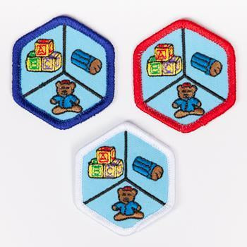 Kid Care Badge 4140 Badges